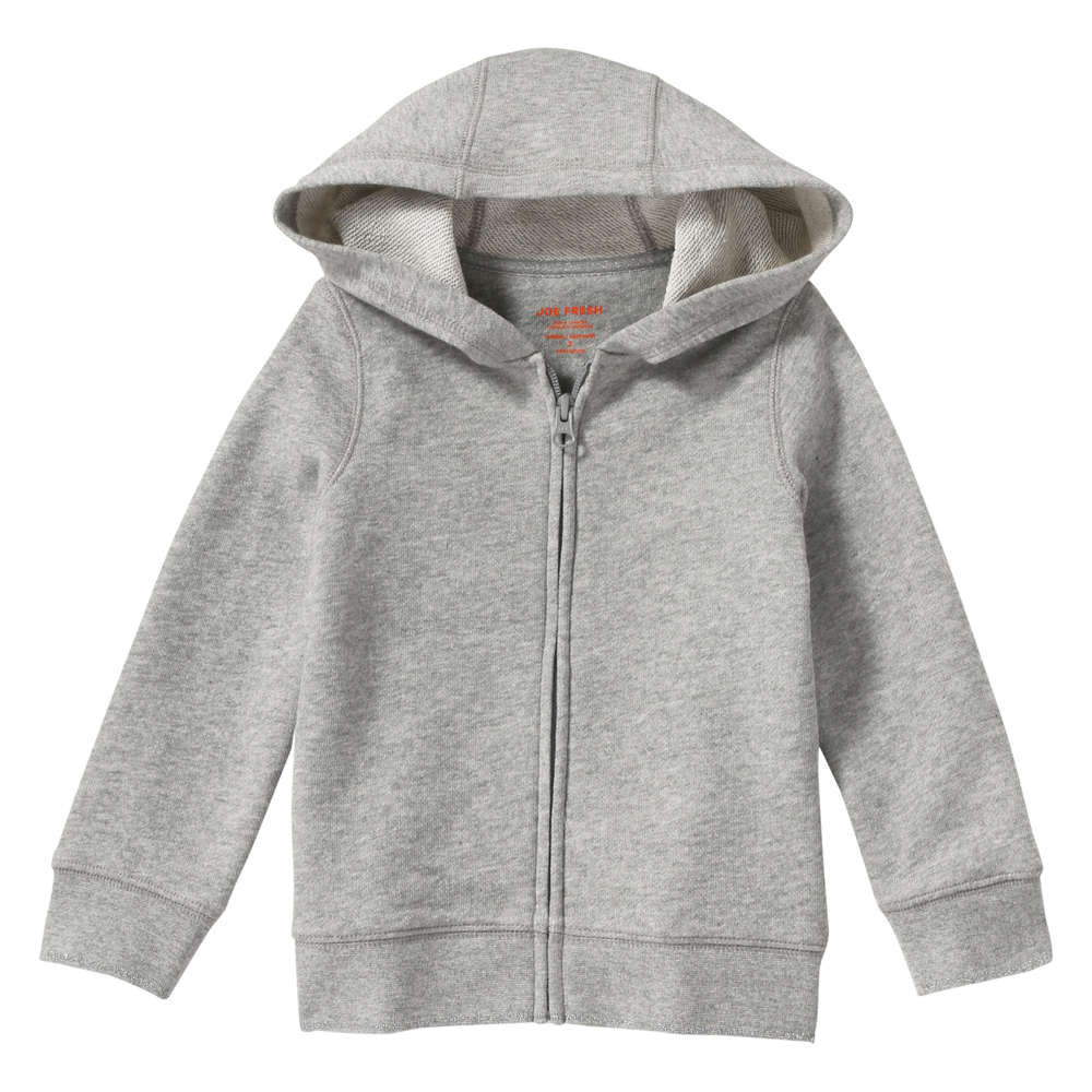 f5d7be3031 Joe Fresh Toddler Girls' Melange Hoodie
