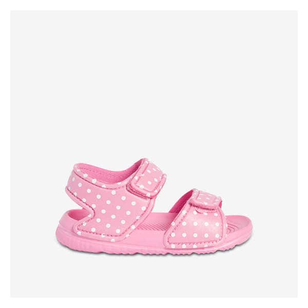 b8c3e5c2fc2d68 NEW ARRIVAL. Toddler Girls  Dot Sandal