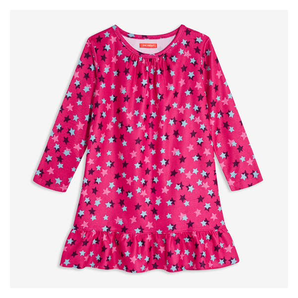 Toddler Girls  Long Sleeve Night Gown a51e31132