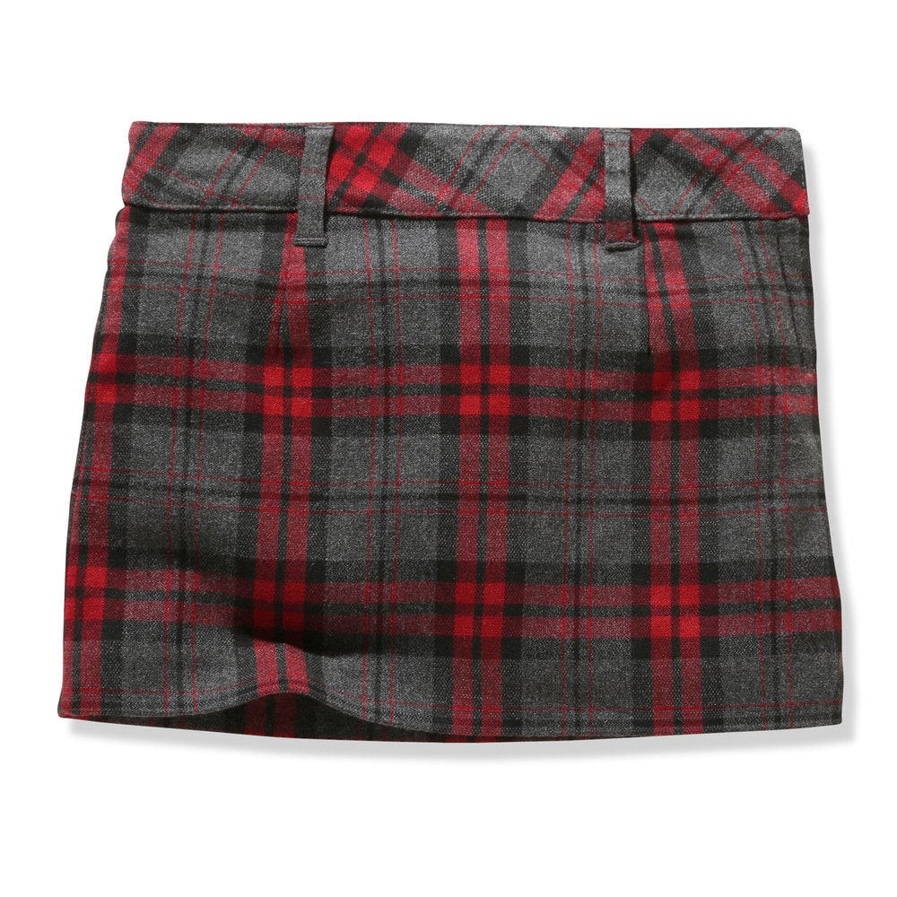 a42ab4bc30 Toddler Girls' Plaid Skirt in Red from Joe Fresh