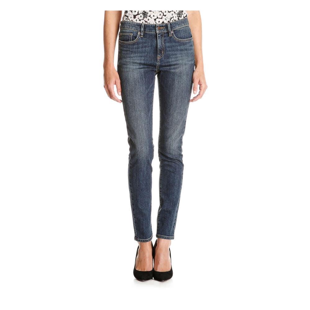 50ad78a931b2 Mid Rise Skinny Jean in Dark Wash from Joe Fresh