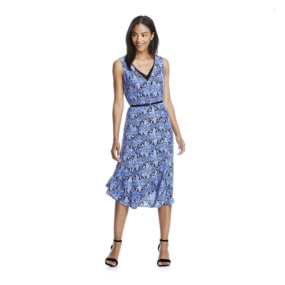 4d9bff05b2928 Joe Fresh Sleeveless Midi Dress