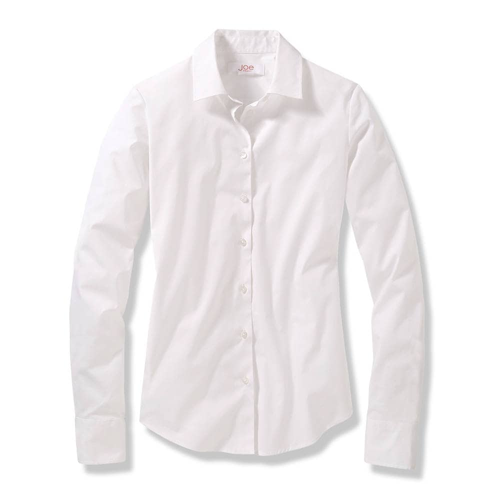 White Collar Shirt Artee Shirt