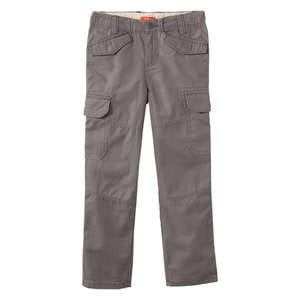 Kid Boys' Twill Cargo Pant