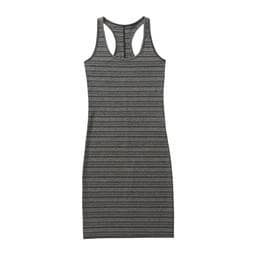 Stripe Racerback Tank Dress