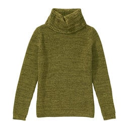 Twisted Cowl Neck Sweater