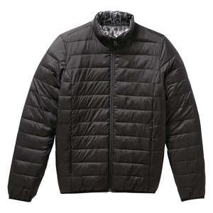Print Puffer Jacket