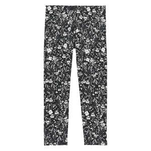 Print Cropped Legging