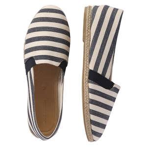 Stripe Slip-On Shoe