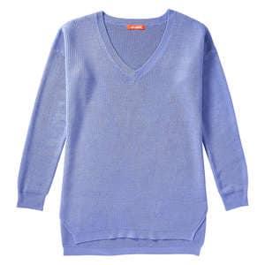 Textured Knit Tunic
